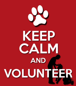 keepcalmvolunteerpaw